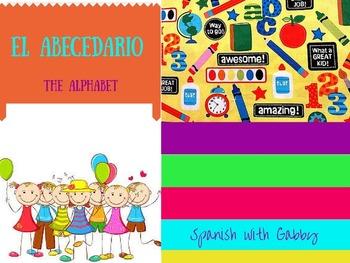 Lesson 1: El Abecedario - The Alphabet