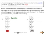 Lesson 1: Introduction to Functions