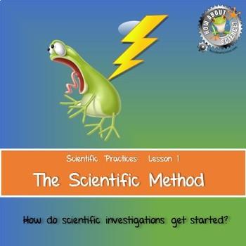 Lesson 1, The Scientific Method