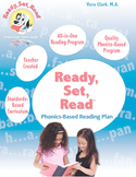 Lesson 1 – from the Ready, Set, Read: Reading Program