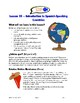 Lesson 10 - Introduction to Spanish-Speaking Countries (SPANISH BASICS)