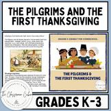 The Pilgrims & the 1st Thanksgiving American History Less. #10 - Homeschool/K-3