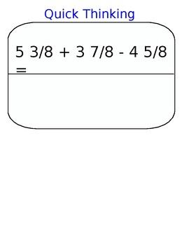 Lesson 106 Fractional Part Of A Set