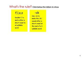 Lesson 11 Double FLSZ