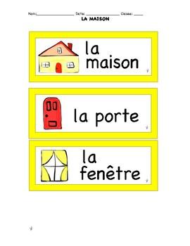 Lesson 11: French House, La maison --  Pirouette cacahuète