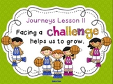 Lesson 11: Houghton Mifflin Journeys 3rd Grade for SMART Board