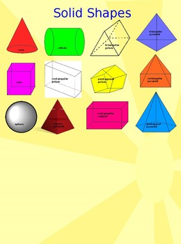 Lesson 114 Faces, Edges, and Vertices Of A Polyhedron
