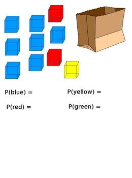 Lesson 115-1 Probability