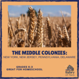 Lesson 12: The Middle Colonies (Early American History/34