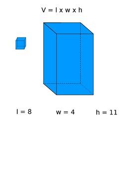 Lesson 129 Volume Of A Rectangular Prism