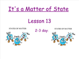 Lesson 13-It's a Matter of State - energetic Connections