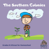 Lesson 13: The Southern Colonies (Early American History/3