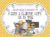 Lesson 14: Houghton Mifflin Journeys 3rd grade for SMART Board