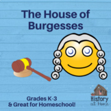 Lesson 14: The House of Burgesses (Early American History/