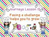 Lesson 15: Houghton Mifflin Journeys 3rd Grade for SMART Board