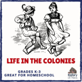 Lesson 15: Life in the Colonies (Early American History/34