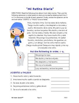 Lesson 17 - Affirmative Tú Commands & Reflexive Verbs (SPANISH BASICS)