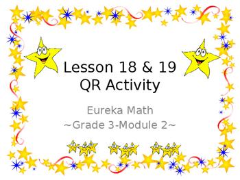 Lesson 18/19 QR Activity