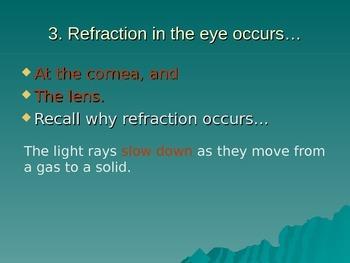 Lesson 18 Eyeball Answers