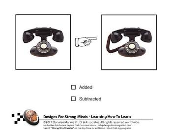 Comparisons Lesson Set 2