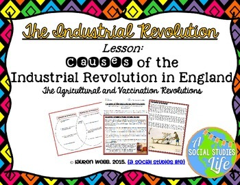 Industrial Revolution - Causes of the Industrial Revolution in England