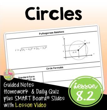 PreCalculus: Circles