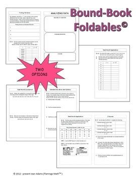 Algebra 2 Analyzing Data