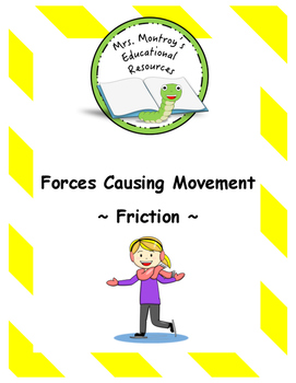 Forces Lesson 2 - Friction