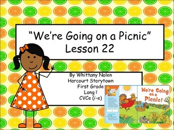 Lesson 22 We're Going on a Picnic
