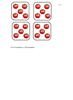 Lesson 23 Equal Groups Sentences