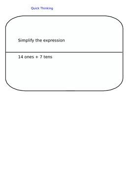 Lesson 25-2 Assessment