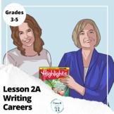 Writing - Career Curriculum Stories - Teaching Kids About Careers