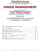 "Lesson 3: ""Anger Management"" Complete Bundle"