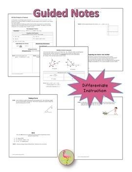 PreCalculus: Dot Product of Vectors