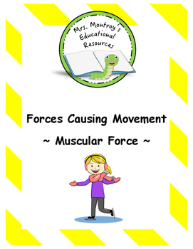 Forces Lesson 3 - Muscular Force