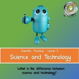 Lesson 3, Science and Technology
