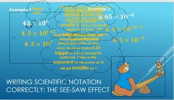 Lesson 3 Scientific Notation PowerPoint Presentation