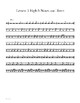 Lesson 3 - Snare Drum Mastery 101 - Single Stroke Rudiments and Eighth Notes