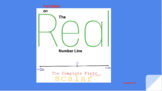 Lesson #3 - Variables on the Real Number Line