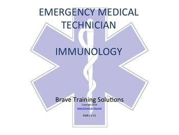 EMT/EMR IMMUNOLOGY (ALLERGIES) PPT TRAINING PRESENTATION