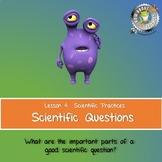 Lesson 4, Scientific Questions