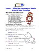 Lesson 4 - Introduction to Telling Time & Definite Article