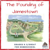Lesson 4: The Founding of Jamestown (Early American Histor