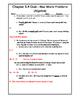 Lesson 5.4 Quiz - Algebra