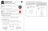 Lesson 5.4 - The Combined Gas Law