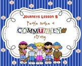 Lesson 5: Houghton Mifflin Journeys 3rd grade for SMART Board