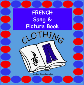 French Clothes IMAGE SONG BOOK