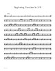 Lesson 5 - Snare Drum Mastery 101 - Triples, Moeller Method, Time Signatures