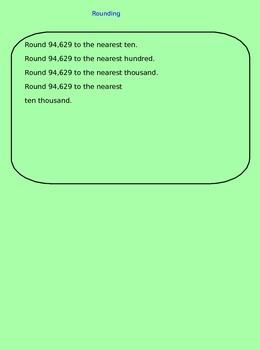 Lesson 57 Area Of A Rectangle