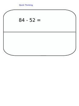 Lesson 59 Story Problems With Comparing Models